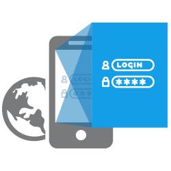 Mobile Application - Splash Login Integration